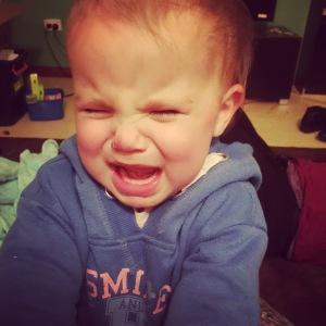 Amaya Crying