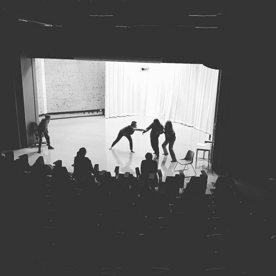 Hopgood Theatre Rehearsal