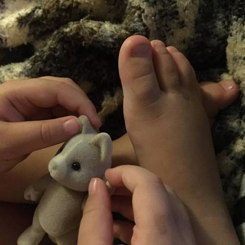 Toddler Feet 2017