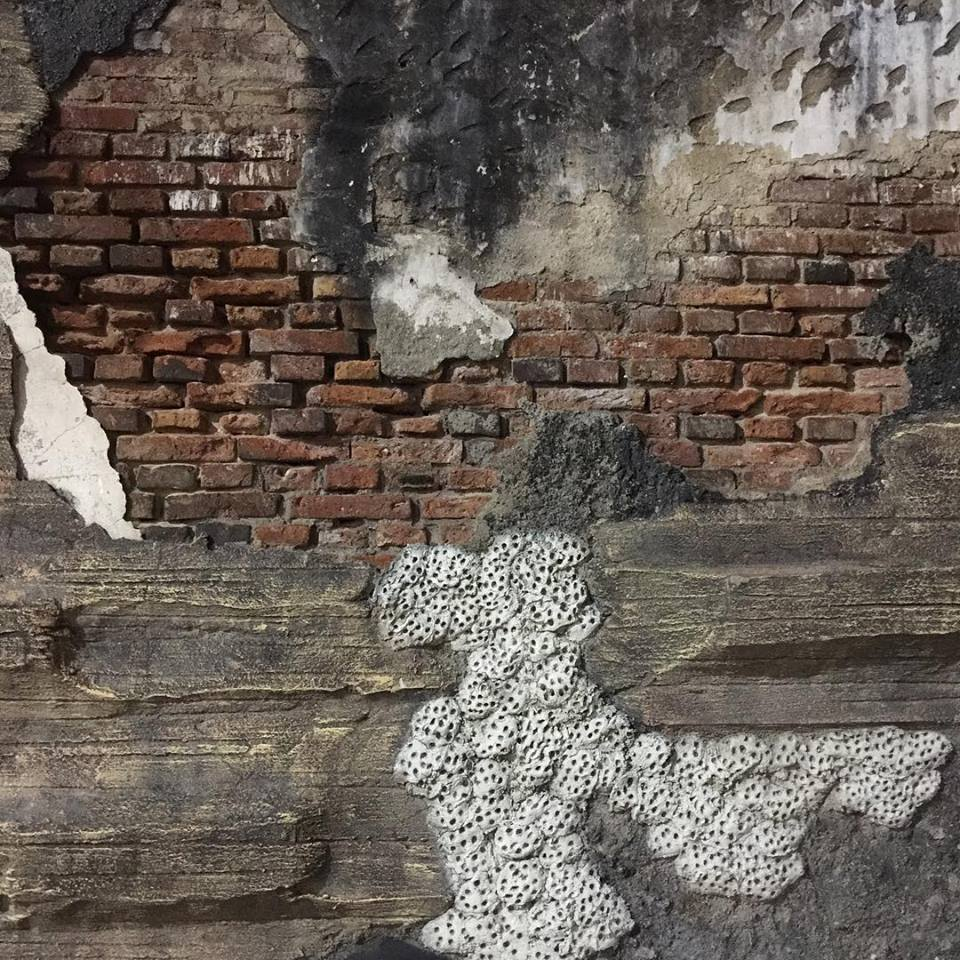 textures in indonesia may 2018